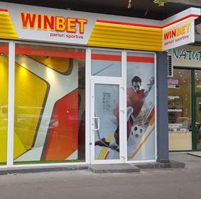 Agentia <span>WINBET</span> Iuliu Maniu