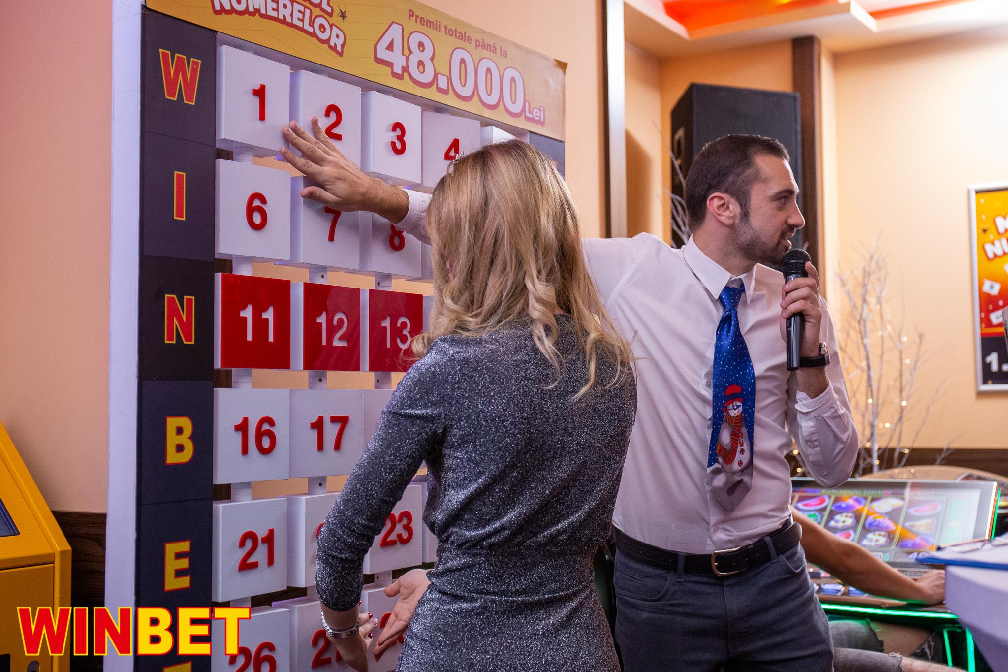 Misterul Numerelor WinBet 1 Decembrie