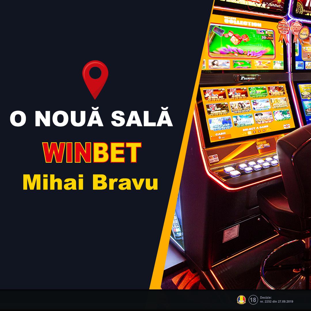 WINBET Mihai Bravu