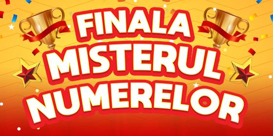 Finala Misterul Numerelor
