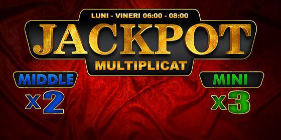 Jackpot Multiplicat