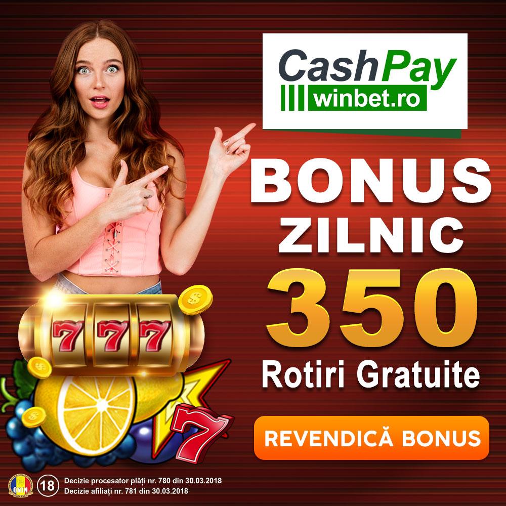 CashPay promotie