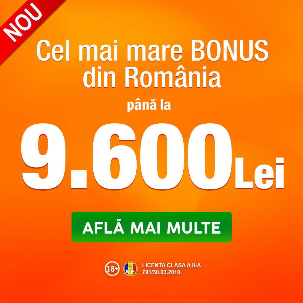 Bonus Cazino Online WinBet.ro