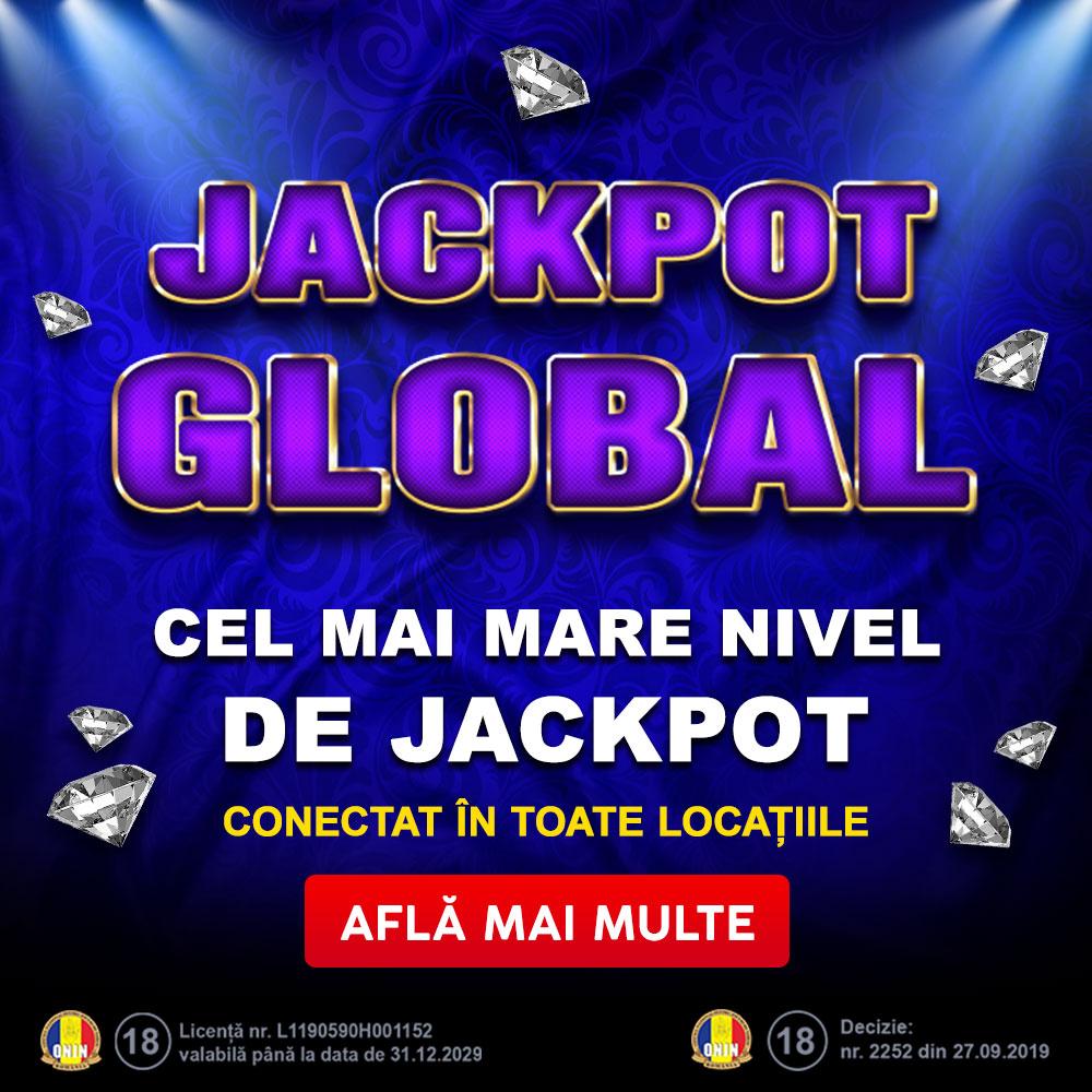 Banner JACKPOT GLOBAL